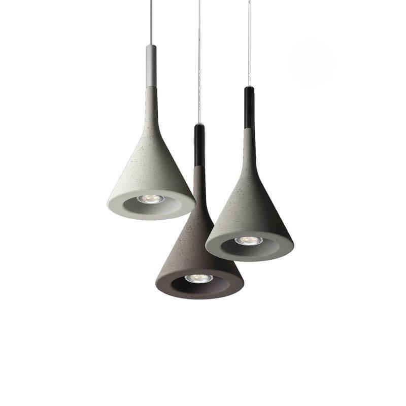 Aplomb Mini - Lampada a sospensione Foscarini (designer: Lucidi e ...