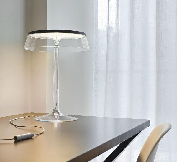 Bon Jour Lampada Da Tavolo Flos Designer Philippe
