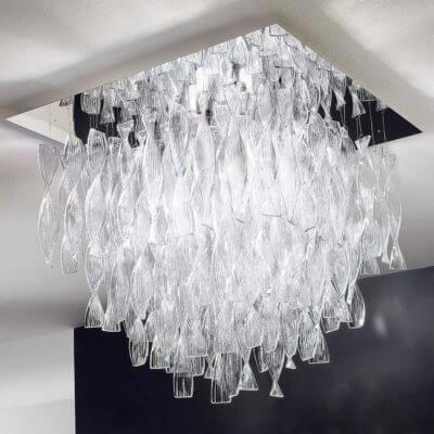 Aura 60 Ceiling Crystal