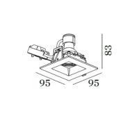 Nop 1-0-Wever&Ducré-Dimensioni