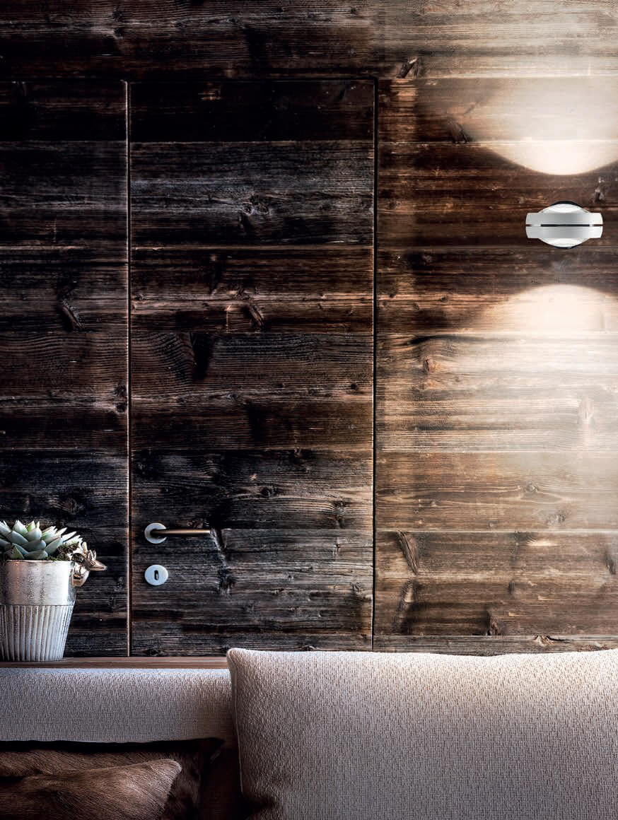 nautilus wall sconce studio italia design la luce. Black Bedroom Furniture Sets. Home Design Ideas