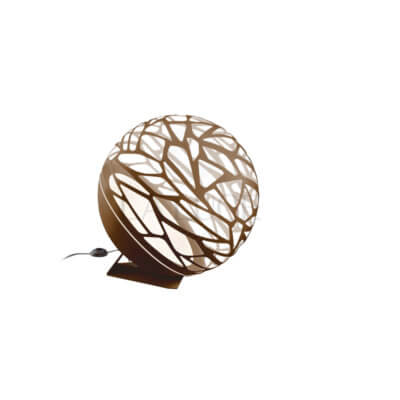 Kelly Sphere terra Mini Studio Italia Design-Bronzo