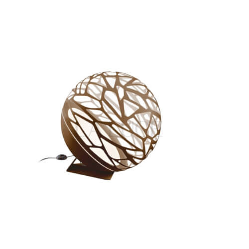 Kelly Sphere terra Mini Studio Italia Design-Bronzo