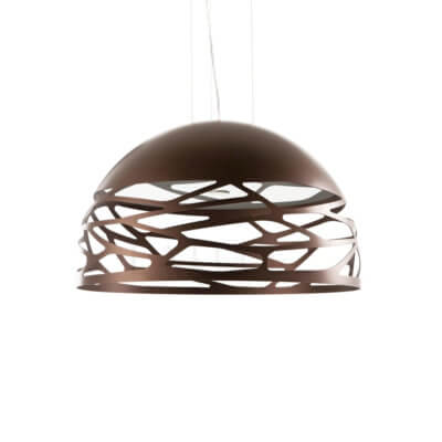 Kelly Dome medium Studio Italia Design-bronzo