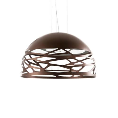 Kelly Dome medium Studio Italia Design-bronzo