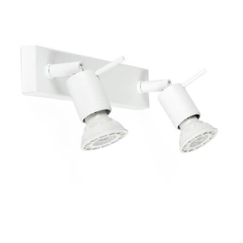 Spotty W doppio-Linea-Light-Bianco