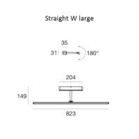 Straight W_large_dimensioni