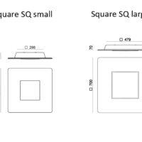 Square SQ_LineaLight_dimensioni