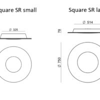 Square SR_LineaLight_dimensioni