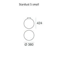 Stardust S_small_LineaLight_dimensioni