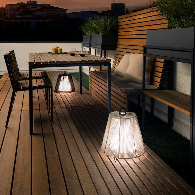 Costa Wever Amp Ducr 233 Floor Lamp For Outdoor