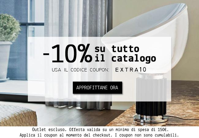 Extra10 coupon_ita